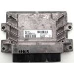 Engine control unit   for RENAULT  SIEMENS  S115301102B