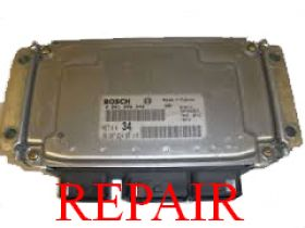 Peugeot ECU Bosch ME7 4 4 Repair